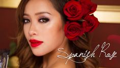 Hey sexy peeps! Sultry, bold, and mysterious with a hint of latin flair. This seductive look is inspired by the elegance brought to life by flamenco dancers ...