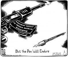 Washington Post cartoonist Tom Toles.