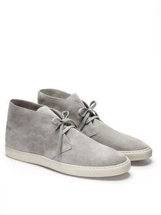 Common Projects Chukka Suede Shoes $360 (too much for these)