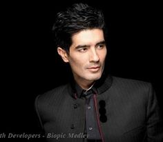 Fashion Designer Manish Malhotra Biography, Designs, Marriage