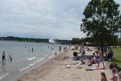 Centennial Beach  Barrie Ontario Canada  I've lived in Barrie