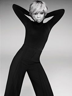 MARY J. BLIGE BY RUVEN AFANADOR