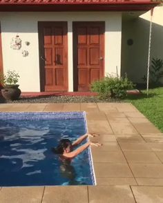 How to exit the pool and reenter it – Gif