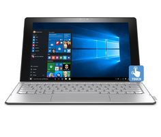 New HP Spectre x2 12-a009nr Detachable Touch Laptop M5-6Y54 1.1GHz 4GB 128GB W10 #HP