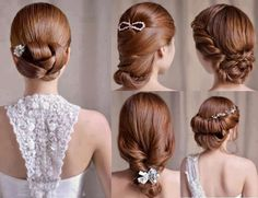 Gelin Saçı Modelleri 2014  - http://womanhobia.com/gelin-saci-modelleri-2014.html