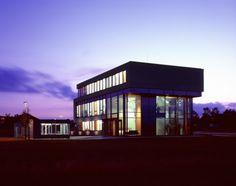 Office building, Munster (Germany) by Heyen + Lippross, Münster,    #FlatLock  #Germany #Architecture #Project #Zinc #VMZINC #Façade
