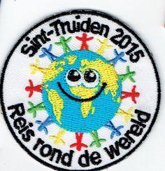 Sint-Truiden 2015 Reis rond de wereld