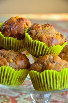 Mexican Muffins with Chicken. Great for school lunches. ReluctantEntertainer.com