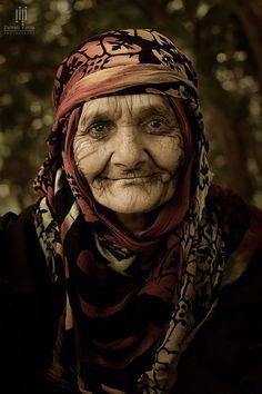 Old women - Yemen
