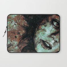 """""""Chase My Blue: Rust"""" laptop sleeves, for macbook and laptop • https://society6.com/product/chase-my-blue-away-rust_laptop-sleeve#58=428 • #laptop #desktop #computers #portable# #macbook #portatile #custodia #accessoripc #accessori #print #sleeve #laptopsleeve #macbooksleeve #apple #bag #borsa"""
