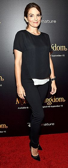 "Tina Fey: ""Monkey Kingdom"" NYC Special Screening"