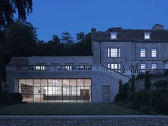 Michaelis Boyd Associates — Gloucestershire Main House and Landscaping