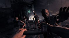 Dying Light screenshot  Gamescom 2013