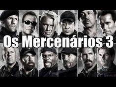 Filme Os Mercenarios 3 - Filmes De Ação Completos Dublados 2015