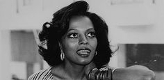 Classy, urbane, reserved, smooth, and sophisticated Diana Ross