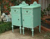 night stands - only different color
