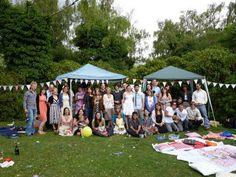 Katy & Aytan's potluck picnic wedding in the park | Offbeat Bride