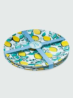 Lemon Plate Set | Draper James