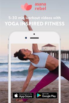 Yoga Inspired Fitness App: We believe amazing results should be possible without the pains that come with hardcore fitness - and that�s why we infuse the scientifically proven health advantages of yoga with the fat burning properties of high intensity fitness. Download the app now for free from the Google Play Store!