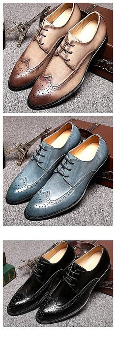 Get a pair of this oxfords men's shoes in 3 colors: Black/Blue/Khaki to go along with your #homecoming tuxedo. Click to share your homecoming great deal from Lightinthebox and 100% get FREE GIFT until 31th Aug.