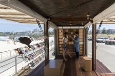 Dresden Mobile by Alexander Symes Architect Dresden, Sustainability, Architecture Design, Awards, Retail, Outdoor Decor, Home Decor, Shops, Interior Design