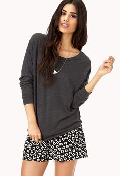 Basic Raglan Top | FOREVER21