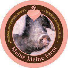 Schwein 149 (Sattelschwein)