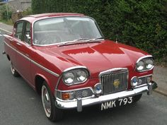 Humber Sceptre MKI. Had one of these once. Wish I still had it.