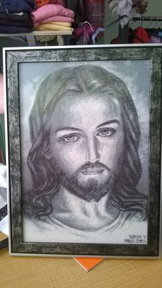 Cara Cristo. Julio/Agosto 2014
