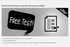 2 Free Oracle Certified Master Java Enterprise Architect (OCMJEA) 6 Mock Exams - 1Z0-807