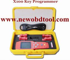 x100 auto key programmer----------Contact Sherry Website : www.newobdtool.com   www.obdiing.com Email : sales2@obding.com Skype : sherry-obding--------X-100+ Auto Key Programmer is a handheld device for programming keys in immobilizer units on vehicles. This scan tool has a simple and robust design, to make your vehicle service experience much easier!