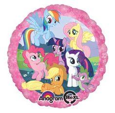17 Inch My Little Pony Foil Balloon