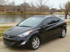 2013 Hyundai Elantra Limited - Dallas TX