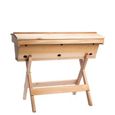 Top Bar Hive - Assembled from Bee Thinking
