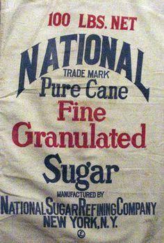 flour sugar sacks - Google Search