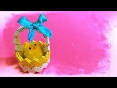 Easter ideas: Mini Paper basket