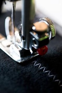 When your sewing machine is acting up and you're finding clumps of thread under your stitching, or the machine stops mid stitch, you may wish to investigate the problem before taking it to the ...