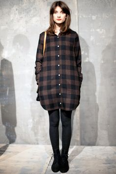 Steven Alan Fall 2012 || Calivintage  This is definitely on my Must-Have list for next Fall. Definitely.
