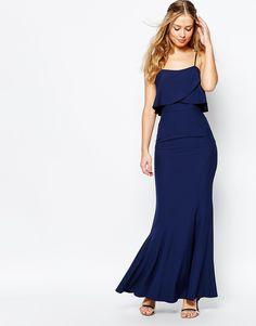 Image 4 ofJarlo Tall Overlay Maxi Dress