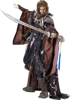 Cán Xiōng (character) from 'Thunderbolt Fantasy' (2016). Wuxia (martial arts) puppet series. || Character sketch: http://www.thunderboltfantasy.com/character/images/p_zankyou2.jpg (Source: http://www.thunderboltfantasy.com/character/ ) || More images: http://www.thunderboltfantasy.com/character/ || About 'Thunderbolt Fantasy' (2016): https://en.wikipedia.org/wiki/Thunderbolt_Fantasy || View trailer: [Mature audiences (violence)] https://fr.pinterest.com/pin/182395853638017297/