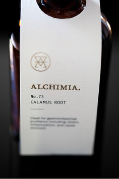 Alchimia (Student Project) on Packaging of the World - Creative Package Design Gallery