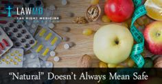 """Many people turn to so-called """"#natural"""" and """"#homeopathic"""" supplements and vitamins in an effort to reduce the number of prescription drugs they take to manage health conditions. Others simply dislike the idea of taking prescription medications."""