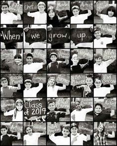 When We Grow Up…