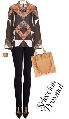 """""""Top by GIVENCHY"""" by fashionmonkey1 ❤ liked on Polyvore"""