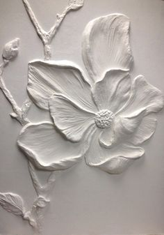 Plaster Crafts, Plaster Art, Clay Wall Art, Clay Art, Mural Art, Wall Murals, Wall Painting Decor, Minimalist Artwork, Vase Crafts