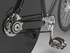 The Solo concept bike isn't just eye candy. Any serious biker would notice the smart re-design element in the concept bike. The bike features what's known