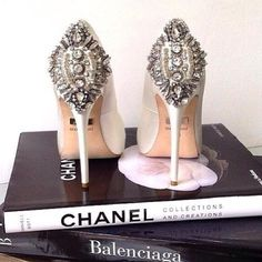Coffee Table Books #Chanel#Balenciaga