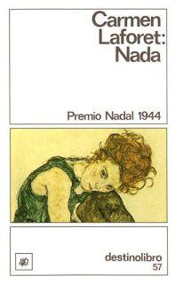 """Cajón de sastre: """"Nada"""", Carmen Laforet"""