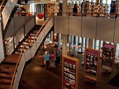 Image result for Lelystad Public Library