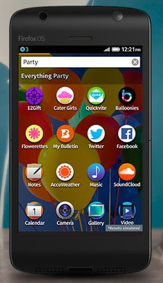 Firefox OS to Release New Features Every Three Months - Brand Thunder Os Main, Firefox Os, Serbia And Montenegro, Country, Web Design, Phone, Design Web, Telephone, Rural Area